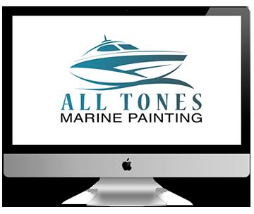 All Tones Marine Painting
