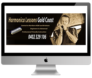 Harmonica Lessons Gold Coast