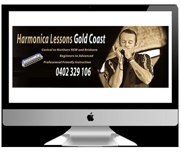 Harmonica Lessons Gold Coast